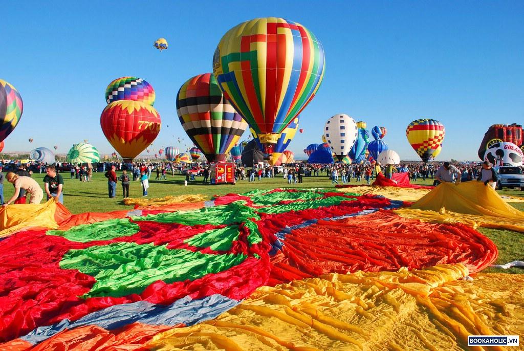 Albuquerque International Balloon Festival - USA 2