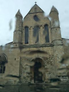 Through the windscreen...