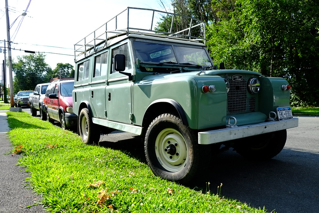 VWVortex com - This thread is for Range Rover Classics and Land