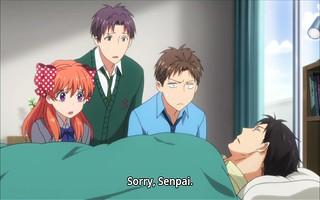 Gekkan Shoujo Nozaki-kun Episode 6 Image 42