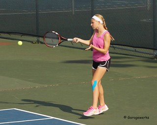 Iowa Games 2014, Junior Tennis