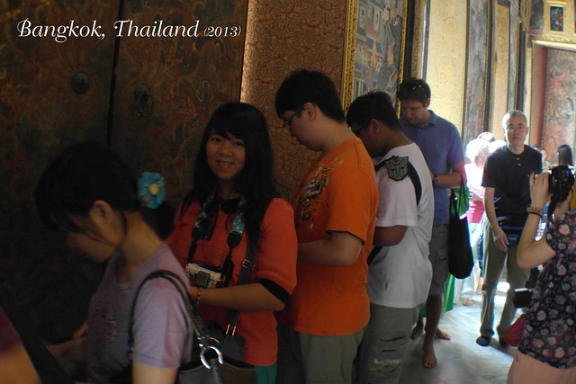 Bangkok 2013 Day 2 - Wat Pho 08