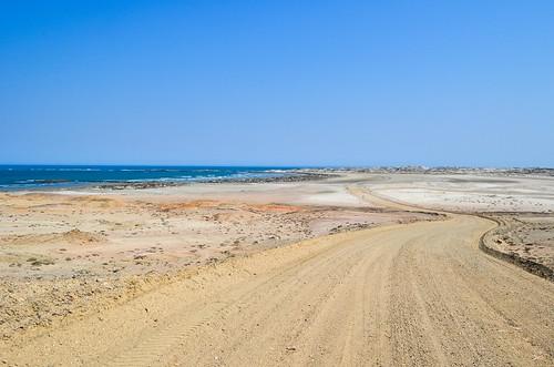 Grossebucht, Lüderitz, Namibia