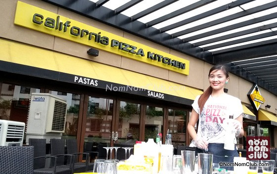 California Pizza Kitchen Philippines Greenbelt Branch