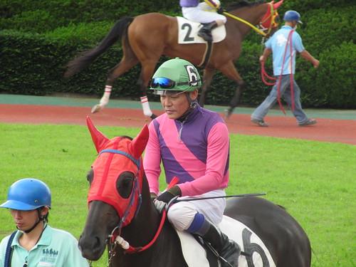 佐賀競馬場の吉田順治騎手