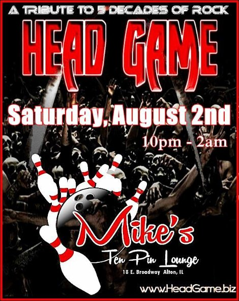 Head Game 8-2-14