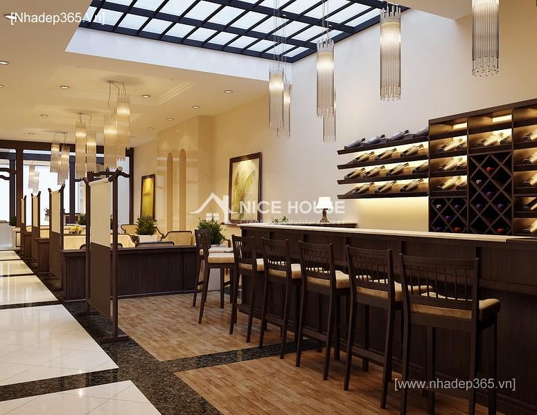 Thiết kế nội thất khách sạn Ladolce Vita_2