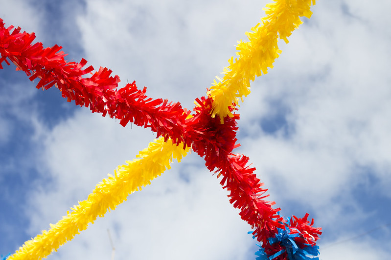 Fiesta in Camara de Lobos