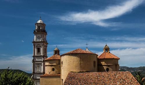 Corse / Korsika, Calenzana: Église Saint-Blaise