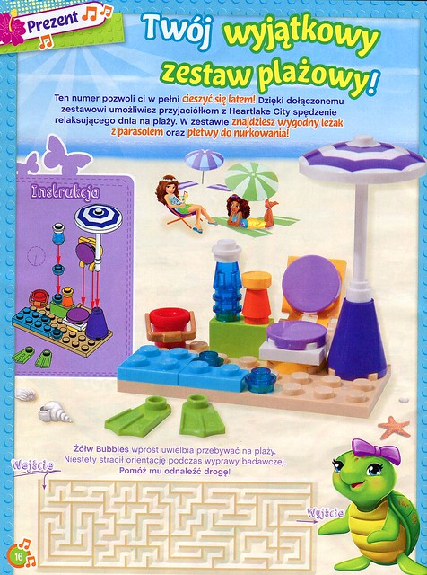 LEGO Friends Magazyn 2014-02-03