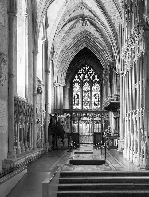 Chantry, St Albans Cathedral