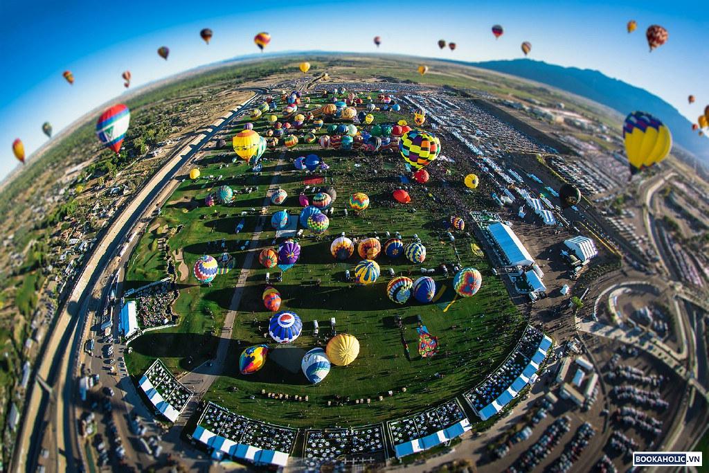 Albuquerque International Balloon Festival - USA 3