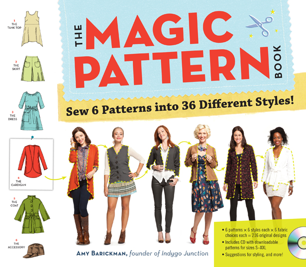 615 magic pattern book cover