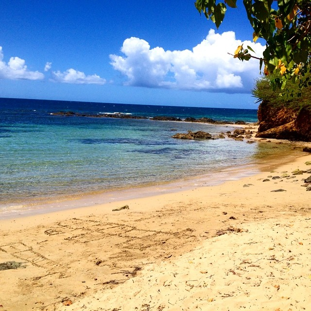 Lazy Caribbean Sundays #desertedbeaches #vieques #puertorico