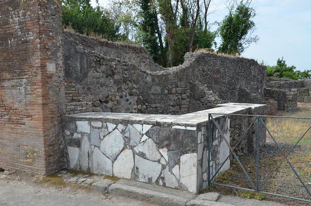 Thermopolium, Pompeii