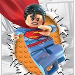 DC Comics LEGO Action Comics #36
