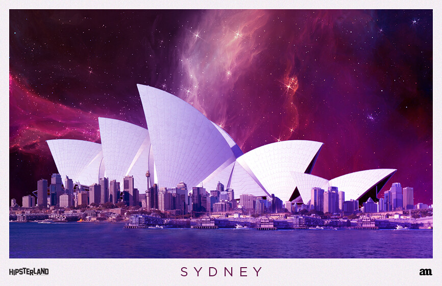 Sydney - Hipsterland