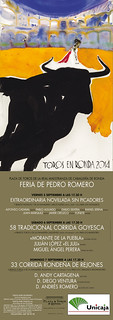Feria Pedro Romero Ronda 2014