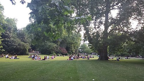 Lincoln's Inn Fields - Mishka