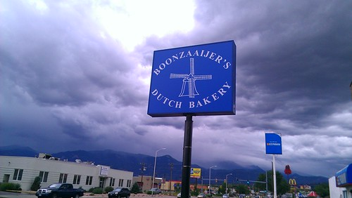 Boonzaaijer's Dutch Bakery, Colorado Springs
