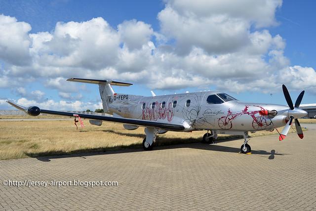 D-FEPG Pilatus PC-12