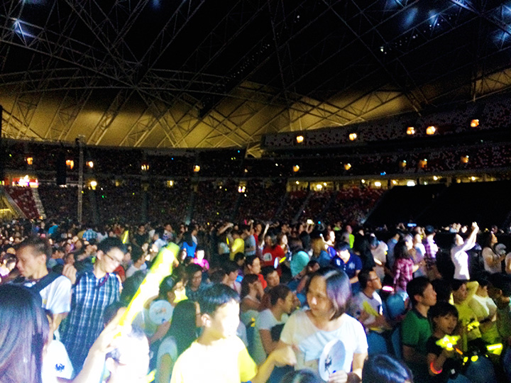 stefanie sun kepler singapore concert 2014