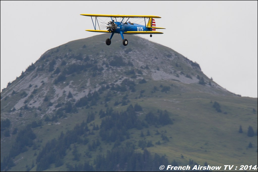 PT-17 Stearman Roanne Stearman Chronographe Dodane 1857 jacque Aboulin courchevel 2014