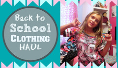 Thumbnail image for Back to school shopping haul