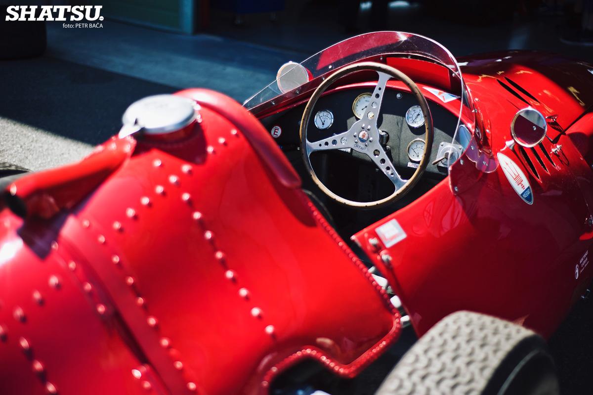 Brno Grand Prix Revival, Brno GP Revival, Automotodrom, HPGCA, Maserati 250F,