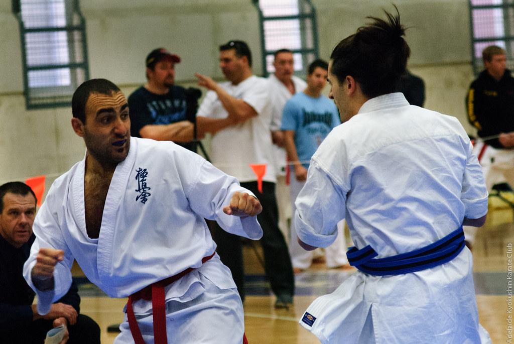 Australian Kyokushin Tournament 2014-15