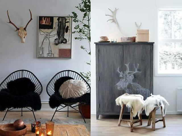 DECORAR CON CABEZAS DE ANIMALES 3