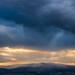 dramatic taunus sky