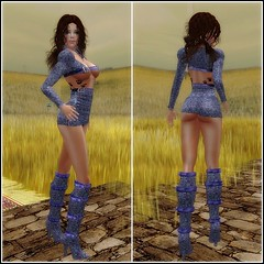LoveCats Moonlight outfit- Nov group gift