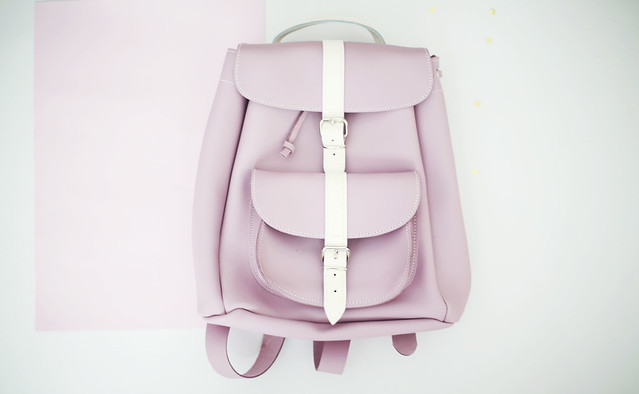 Grafea Purple Rain Bag