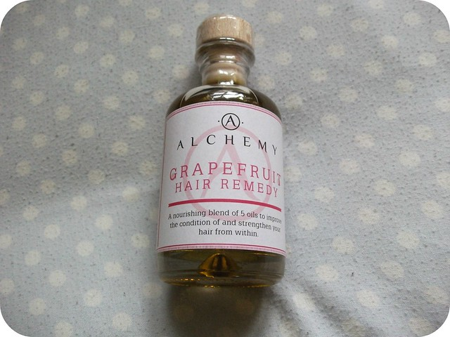 Alchemy Grapefruit Hair Remedy