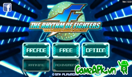 THE RHYTHM OF FIGHTERS v1.4.0 Full cho Android
