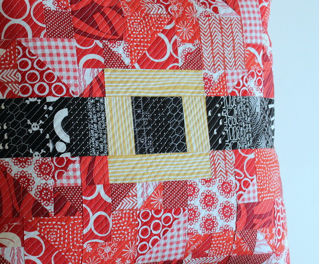 Merry Modern Christmas Pillow Pattern