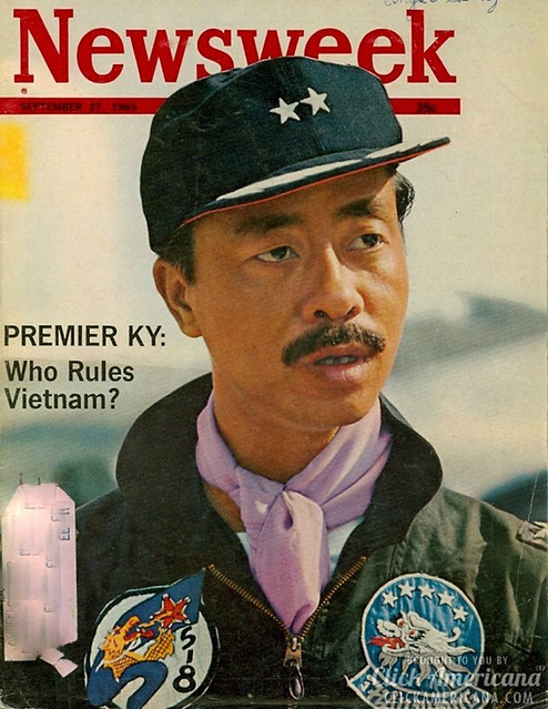Newsweek, 09-27-1965 - Premier Ky: Who Rules Vietnam?