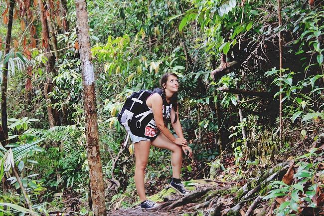 Malaysia, Borneo, Sarawak, Bako Nationalpark