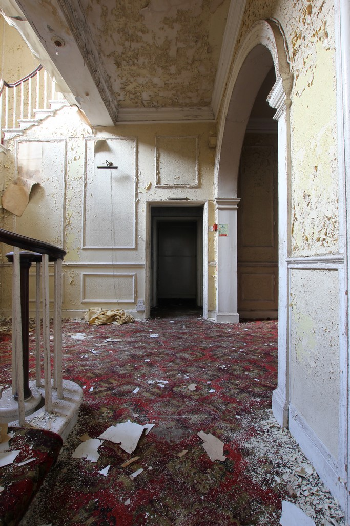 Angel Croft Hotel Lichfield August 14