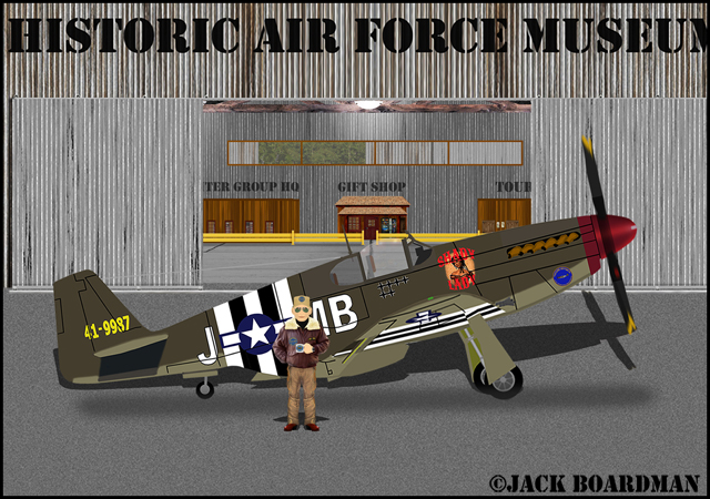 Mustang Fighter Squadron
