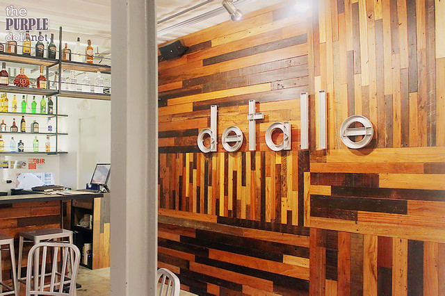 Detalle Bar Kitchen Ortigas