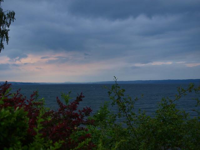 озеро Веттерн. Швеция