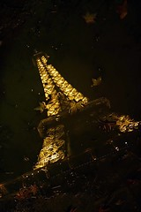 Reflection Tour Eiffel