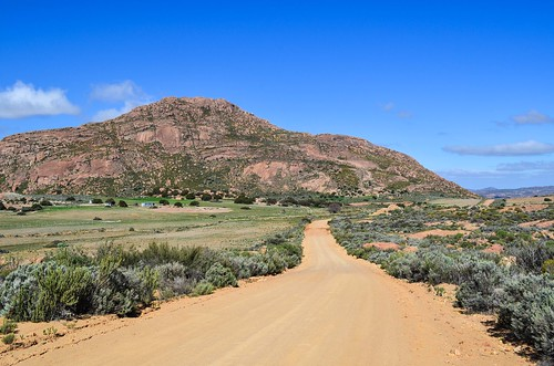 Groenkloof, near Leliefontein, South Africa