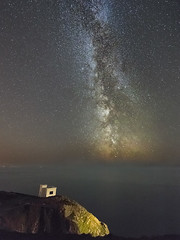 'Ellin's Tower Portrait' - South Stack, Anglesey