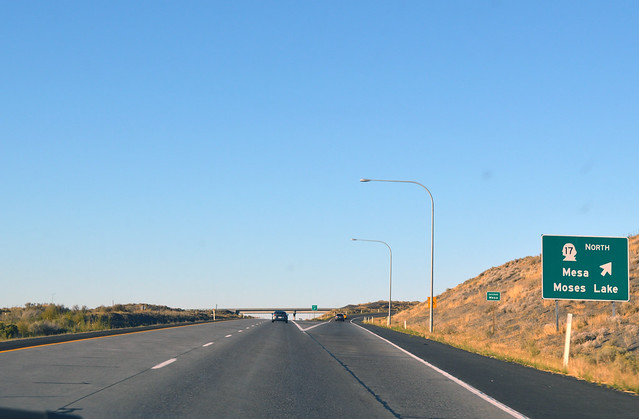 US 395 @ SR 17