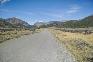 Pole Creek Road
