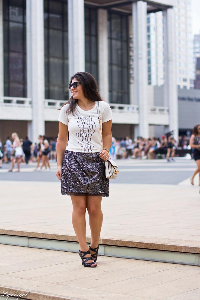 Kiss tee, sequined skirt-1.jpg