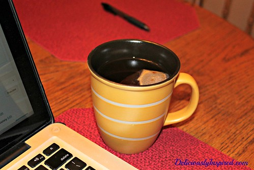 9-27-14 Tea and Writing